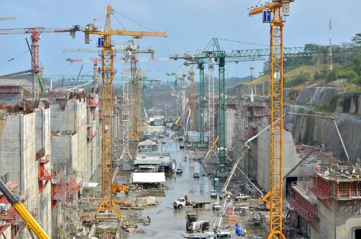 Canal-de-Panamá Obras-de-ampliación