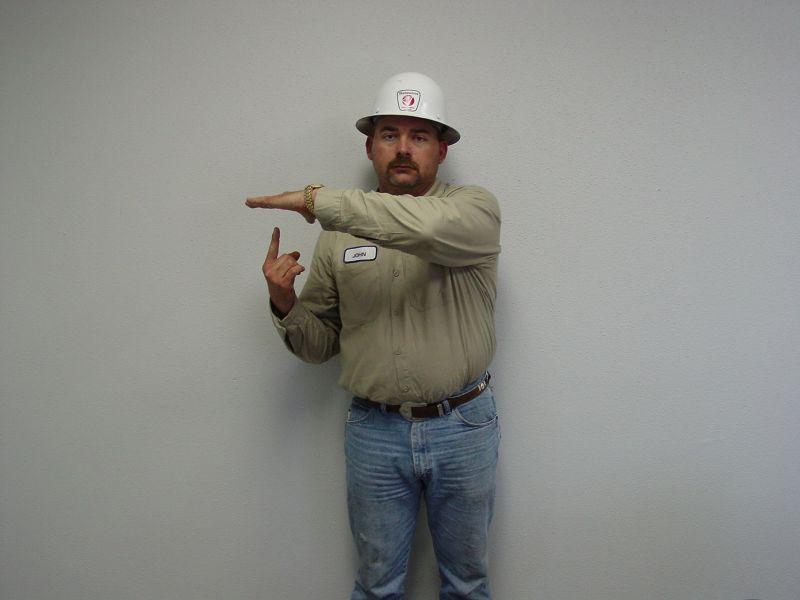 Signal Person Web Photo