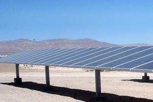 Plantes Photovoltaïques